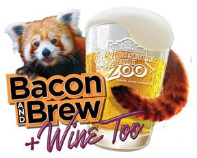 Bacon and Brew at the Zoo 2015 logo