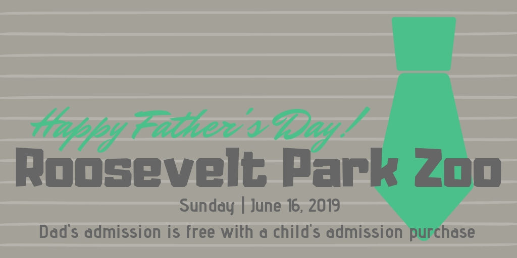 Zoo Father's Day