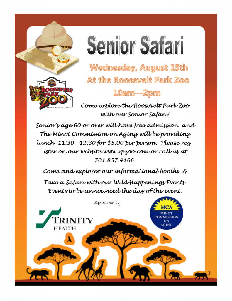 Senior Safari